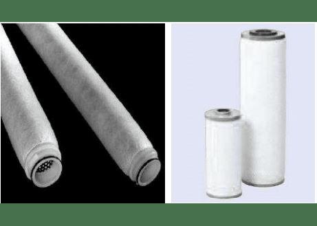 Coalescedores líquido-gas